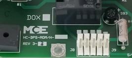 MCE HC-DPS-MOM/H DOOR BOARD REV 3-3, 26-03-0030, VC15S-3A1B image 2