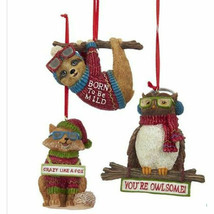 Cool Yule Animals Ornament - $17.95