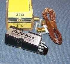 Electro-Voice EV 31D 31D7 CARTRIDGE NEEDLE STYLUS for CBS SC-1D Astatic 17D 45D image 2