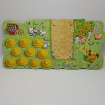 Old MacDonald Had A Farm Game 2002 Hasbro Replacement board Preschool - $6.80