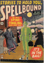 Stories To Hold You Spellbound Comic Book #5, Marvel/Atlas 1952 VERY GOOD+ - $120.86