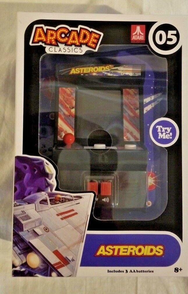 Atari Arcade Classics (Asteroids)