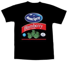 Celph Titled Ammo Spray Blam-berry Tee Demigodz Army Of The Pharaohs Aotp Dgz - $20.99