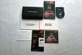 2015 Dodge Charger Owners Manual 04558 - $28.66