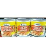 6 pack Jamaican Grace Chicken Vienna Sausage - $22.00