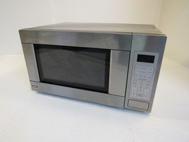 Oster Countertop Turntable Microwave Oven U1 Stainless/Black 1100W OGYJ1103 - $76.05