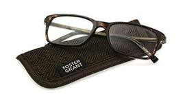 Foster Grant Magnivision Sullivan Tor Reading Glasses with Soft Case +2.50 - $19.99