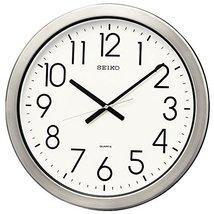 SEIKO CLOCK ( Seiko clock ) wall clock office type quartz moisture and dust type - $262.88