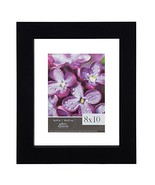 Gallery Solutions 8x10 Black Float Frame for Floating Display of 5x7 Image - $17.37