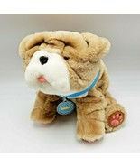 Little Live Pet Kissing Puppy Bull Dog Rollie Interactive Move Sound 286... - $29.00