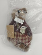 1997 Boyds Bears Velma Q. Berriweather 01996-51 Brand New In Sealed Plastic - $8.90