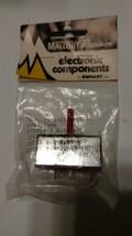 Vintage Mallory Precision Electronic Dual Circuit Breaker DB175T400  NOS - $9.49