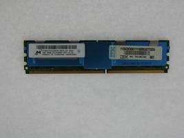 4GB (1x4GB) DDR2 Ecc Reg. PC2-5300F Fully Buffered 4Rx8 Ibm 46C7423 - $40.59