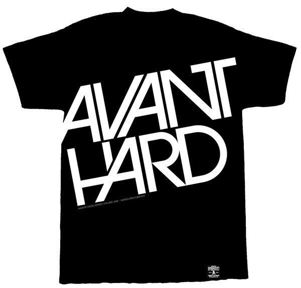 Dissizit Hombre Negro Avant Duro Fuente Camiseta Grafiti Slick La Hip Hop
