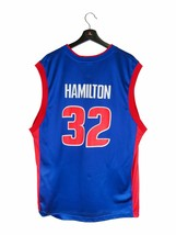 Reebok Rip Hamilton Detroit Pistons Replica NBA Jersey (Large) - $29.69