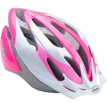 Women's Microshell Bicycle Bike Helmet Adult Pink with Ventilation Safet... - $39.24