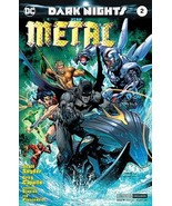 DC Batman Dark Nights Metal 2 Foil Lee NYCC Exclusive The Batman Who Laughs - $28.00