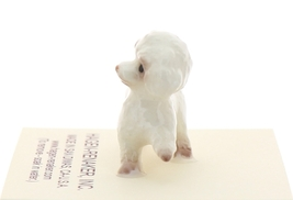 Hagen-Renaker Miniature Ceramic Dog Figurine Toy Poodle image 2