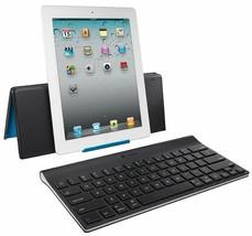 Bluetooth Tablet Keyboard for iPad, Black - $22.49