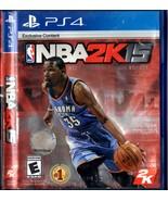 Playstation 4 - NBA 2K15 - $8.95