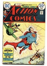 ACTION COMICS #432 1974-SUPERMAN-Bronze Age FN - $25.22