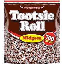 Tootsie Roll Midgees Candy, 700 ct. (pack of 2) - $34.25