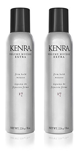 Kenra Extra Volume Mousse #17, 8-Ounce (2-Pack)