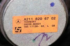 07 Mercedes W211 E350 E500 Harman/Kardon Rear Left Door Speaker A2118206702 image 5
