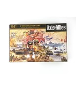 Axis and Allies 1941 Board Game A WWII Strategy Game - 2-5 Players Ages:... - $21.49