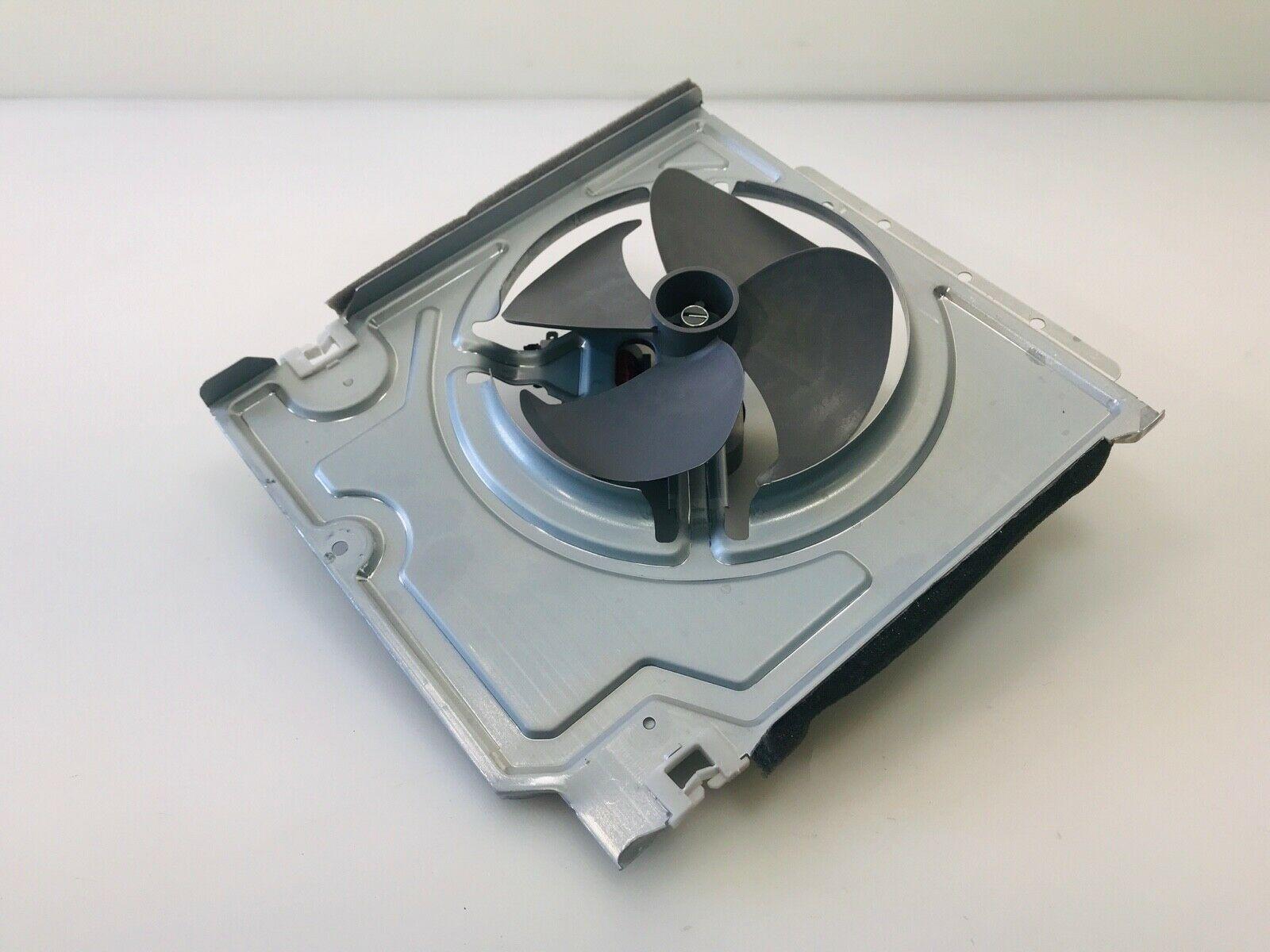 Samsung Microwave Cooling Fan Motor w/Blade & Housing DE31-00045B DE31-00064A