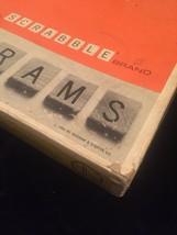 Vintage 1964 Scrabble Anagrams game- complete set image 2
