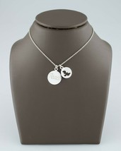 Tiffany & Co. Sterling Silver Paloma Picasso Peace Dove Pendant Necklace - $213.84
