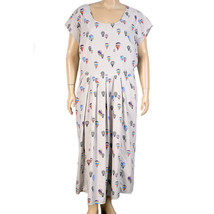 eShakti Hot Air Balloon Fit And Flare Dress -Size 30W - $24.99