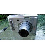 PENTAX Pentax Optio S60 6MP Digital Camera - Silver - $18.37