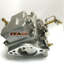 Carburetor Carb Assy 69P-14301 01 00 69S-14301 For Yamaha Outboard 25HP 30HP 2T - $75.23
