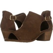 Carlos by Carlos Santana Della Ankle Boots 815, Cognac, 9.5 US / 39.5 EU - $18.23