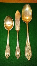 1847 Rogers Bros XS Triple Old  Colony  Lot of 3 Flatware - $9.99