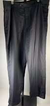 Giorgio Armani 36x29 Black Slacks Dress Pants - $14.01