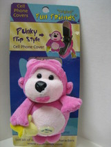 """PUNKY"" Monkey Fun Friends Plush Backpack or Key Chain Fob or Zipper Pul... - $1.00"