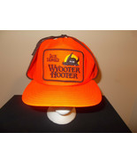 Vtg-1980s Jack Daniels Wyooter Orange Chasse au Chevreuil Elmer Fudd Cha... - $46.47