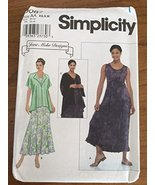 Simplicity 9087 Sewing Pattern, Misses' Dress & Jacket, Size AA (XS,S,M)... - $12.82