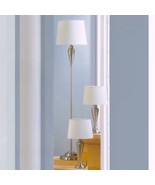 Modern Floor Lamp Lamps For Living Room 3-Piece Set Lamps Sets Metal Silver - $104.61