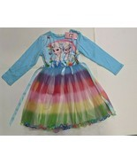 NWT SINY Baby Girl's Elsa Frozen Dress, Dress Sized for 1st Grader (6-7 ... - $22.76