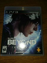 Beyond: Two Souls (Sony PlayStation 3 NO BOOK - $7.70