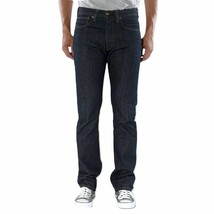 Levi's Men's Original Fit Straight Leg Jeans Button Fly Dimensional 501-0444
