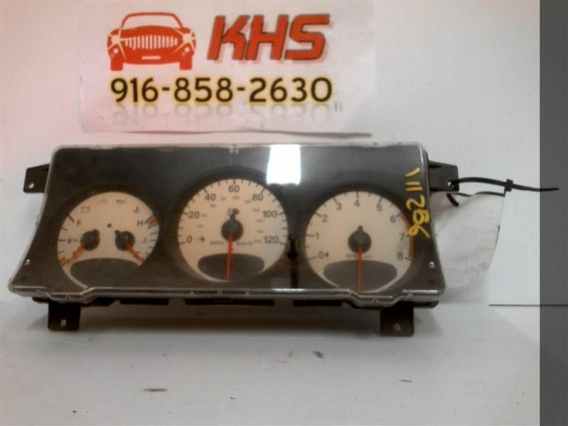 Primary image for Speedometer Cluster KPH Canada Market Fits 01 PT CRUISER 257011