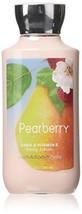 Bath & Body Works Bath & Body Works Pearberry Shea & Vitamin E Body Lotion, 8 Ou - $14.92