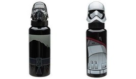 Zak! Star Wars The Force Awakens Aluminum Water Bottles Set of 2 , 21.5 ... - $22.81