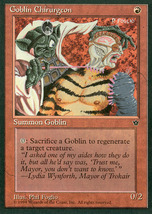 Magic: The Gathering - Fallen Empires - Goblin Chirurgeon (A) - $0.25