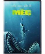 THE MEG DVD 2018 Brand New Sealed - $8.50